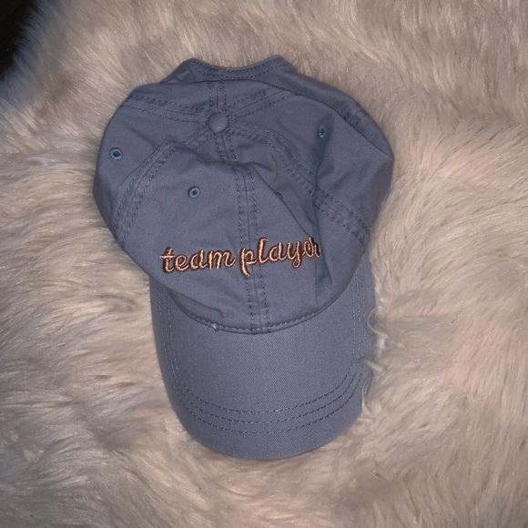Other - Blue baseball cap